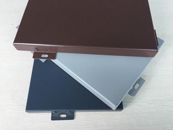 双曲铝单板厂家分享:双曲铝单板的优点