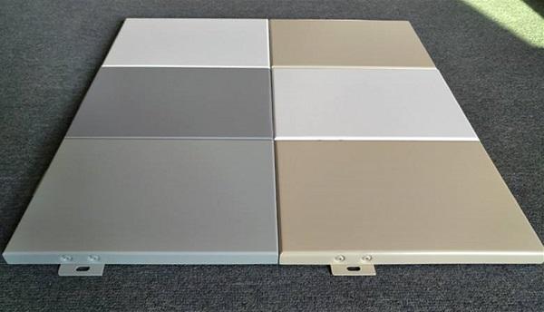你知道为什么氟碳铝单板不会生锈吗?
