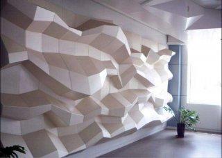 雕花铝板特点介绍